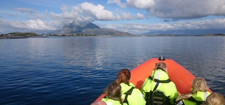 Seløy Kystferie – friske turer med RIB