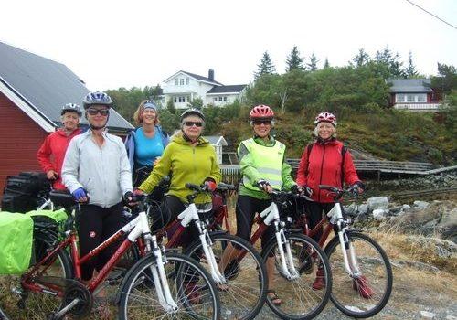 Herøy – et sykkeleldorado
